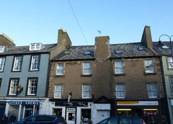Thumbnail 1 bed flat to rent in High Street, Dunbar, East Lothian