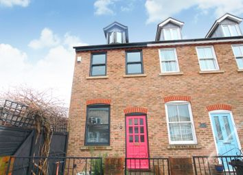 Thumbnail 3 bed end terrace house for sale in Beresford Road, Whitstable