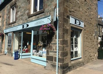 Thumbnail Restaurant/cafe for sale in Aberfeldy, Perth And Kinross