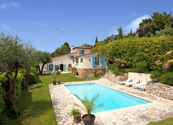 Thumbnail 4 bed detached house for sale in 06250 Mougins, France