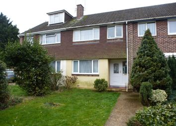 Thumbnail 3 bed terraced house for sale in Claudeen Close, Southampton