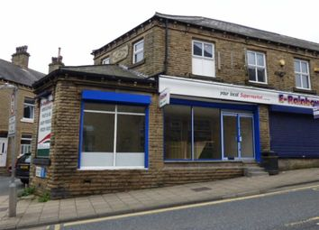 Thumbnail Retail premises to let in Victoria Road, Elland, Halifax