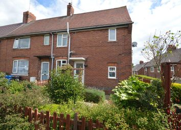 Thumbnail 2 bed end terrace house for sale in St. Augustines Mount, Birdholme, Chesterfield
