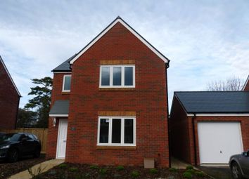 Thumbnail 3 bed detached house to rent in Twelve Acres, Sherborne