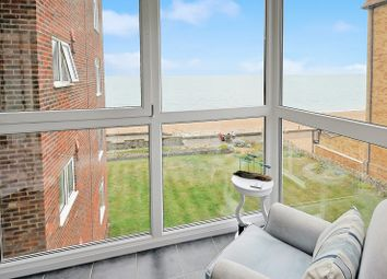 Thumbnail 2 bed flat to rent in The Riviera, Sandgate, Folkestone
