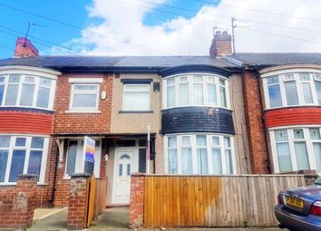 Thumbnail 3 bed terraced house for sale in Bethune Road, Middlesbrough