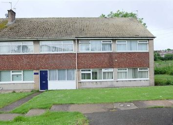 Thumbnail 2 bedroom flat for sale in Maple Close, Barry, Vale Of Glamorgan