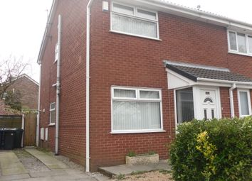 Thumbnail 2 bed semi-detached house to rent in Back Lane, Skelmersdale