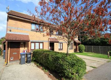 Thumbnail 1 bed flat for sale in Scotney Close, Worthing, West Sussex