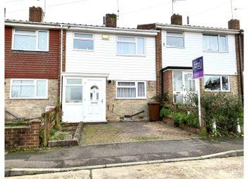 3 bed terraced house for sale in Burnham Walk, Rainham, Gillingham ME8