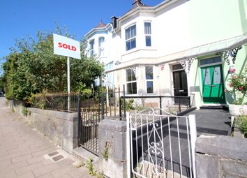 Thumbnail 2 bed flat to rent in Milehouse Road, Stoke, Plymouth