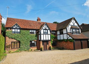 Thumbnail 5 bed detached house for sale in Eghams Wood Road, Beaconsfield