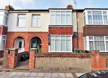 Thumbnail Terraced house for sale in Lovett Road, Portsmouth