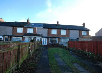 Thumbnail 2 bed terraced house for sale in Third Avenue, Ashington