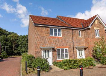 Jellicoe Drive, Sarisbury Green, Southampton SO31. 2 bed semi-detached house