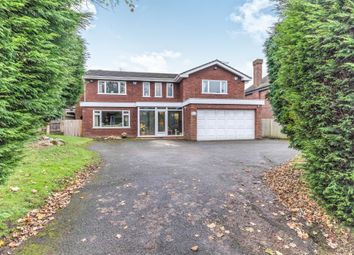 Thumbnail 4 bed detached house for sale in Newton Road, Great Barr, Birmingham