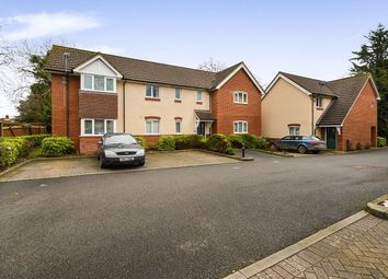 Thumbnail 2 bedroom flat to rent in Bayeux Mews St. Georges Road, Tidworth