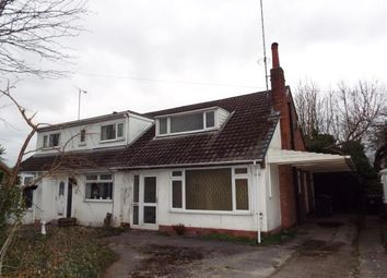 Thumbnail 3 bed semi-detached house for sale in Hennel Lane, Walton-Le-Dale, Preston, Lancashire