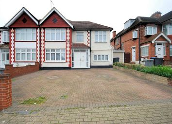 Thumbnail 5 bed semi-detached house for sale in Wembley Park Drive, Wembley, Middlesex