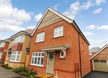 Thumbnail 3 bed detached house to rent in Farnley Road, Hamilton, Leicester