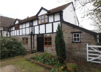 Thumbnail 4 bed cottage for sale in Hay On Wye/Hereford, Winforton