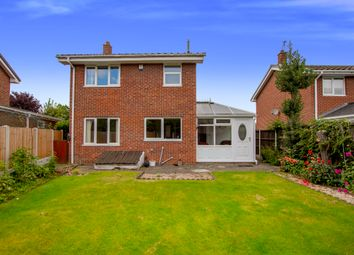 Thumbnail 3 bed detached house for sale in Oaks Close, Ranskill, Retford