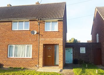 Thumbnail 3 bed semi-detached house to rent in Devon Drive, Chandlers Ford, Eastleigh