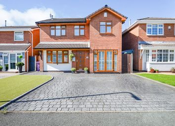 Thumbnail 3 bed detached house for sale in Blueberry Fields, Liverpool, Merseyside