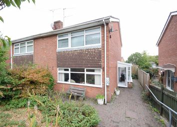 Thumbnail 3 bed semi-detached house for sale in Tram Road, Upper Cwmbran, Cwmbran