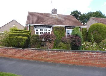Thumbnail 3 bed detached bungalow for sale in Copandale Road, Beverley
