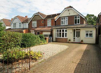 Thumbnail 4 bed detached house for sale in Thorley Park Road, Bishop's Stortford