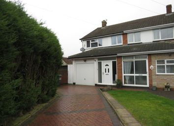 3 bed semi-detached house for sale in Poole Crescent, Brownhills, Walsall WS8