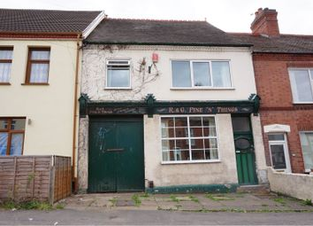 Thumbnail 3 bed terraced house for sale in Haunchwood Road, Nuneaton