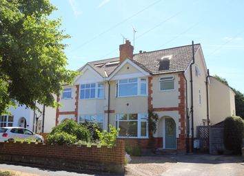 Thumbnail 4 bed semi-detached house for sale in Church Road, Byfleet, Surrey