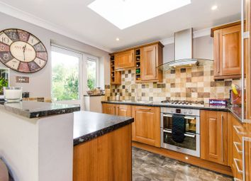 Thumbnail 4 bedroom chalet for sale in Woodford Crescent, Pinner