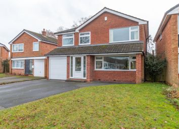 Fowgay Drive, Shirley, Solihull B91. 4 bed detached house