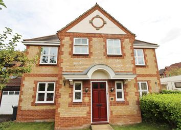 Thumbnail 5 bedroom detached house for sale in Home Field Close, Stapleton, Bristol