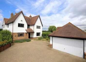 5 bed detached house for sale in Dunmow Road, Fyfield, Essex CM5