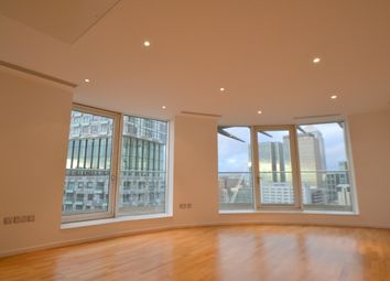 Thumbnail 2 bed flat to rent in Ability Place, 37 Millharbour, Isle Of Dogs, London