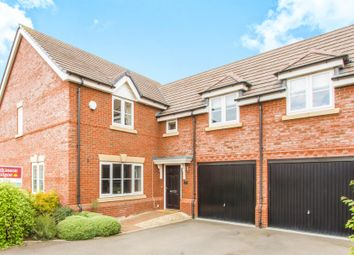 Thumbnail 4 bed detached house for sale in Letitia Avenue, Meriden, Coventry