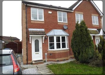 Thumbnail 3 bed semi-detached house to rent in Waterland Close, Leaf Sail Farm, Hedon