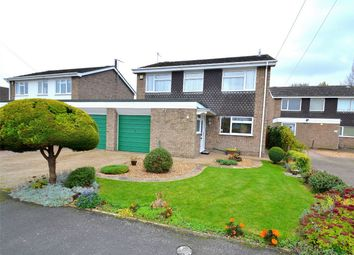 Thumbnail 4 bed detached house for sale in Wigmore Close, Godmanchester, Huntingdon, Cambridgeshire