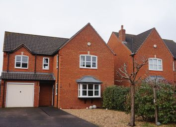 Thumbnail 5 bed detached house for sale in Tudor Close, Churchdown, Gloucester