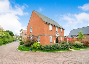 Thumbnail 4 bed detached house for sale in Mortimer Close, Picket Piece, Andover