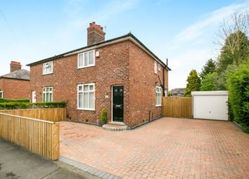 Thumbnail 2 bed semi-detached house for sale in Merriman Avenue, Knutsford, Cheshire