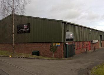 Thumbnail Light industrial to let in Unit 1, Flockton Park, Sheffield