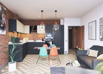 Thumbnail 4 bed flat to rent in Blackfriars Road, Salford