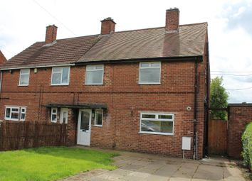 Thumbnail 3 bed semi-detached house for sale in Elder Street, Sutton-In-Ashfield