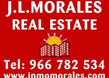 Thumbnail 1 bed apartment for sale in Village Centre, Algorfa, Alicante, Valencia, Spain