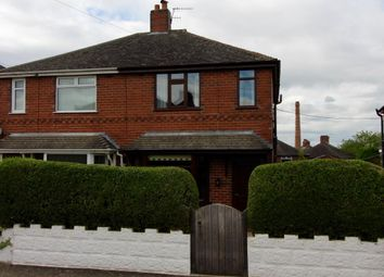 Thumbnail 2 bed semi-detached house for sale in Willowdale Avenue, Fenton, Stoke-On-Trent